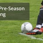 2016 Pre-season training