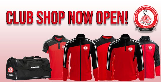 Barnstoneworth - My Club Shop - Now open
